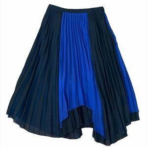 INC International Concepts Pleated Midi Skirt